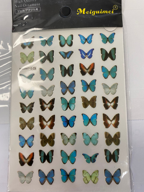 Butterfly sticker 22