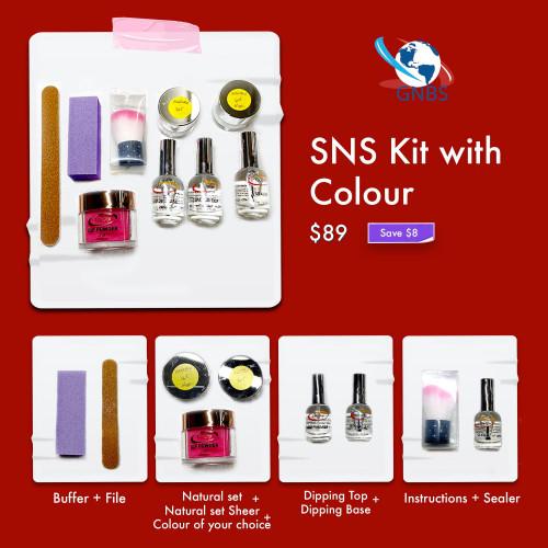 SNS Kit with Colour