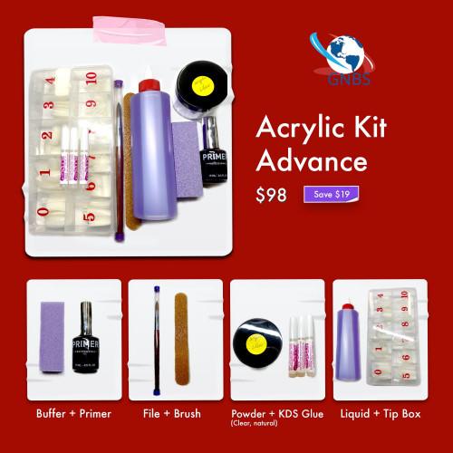 Acrylic Kit Advance