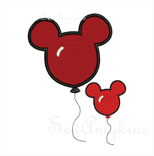 Mickey Mouse Balloon 5 files