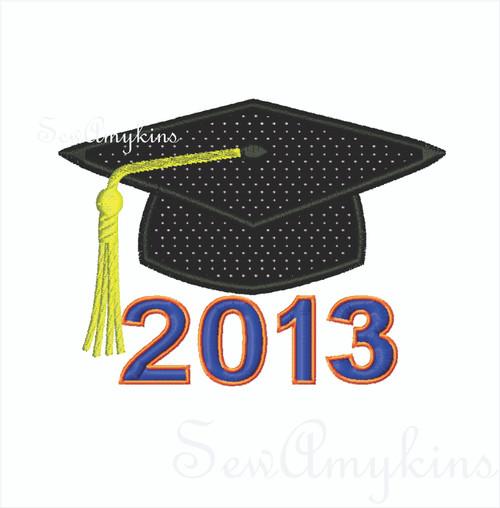 Graduation cap Class of 2013
