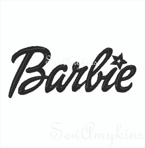 Barbie word 3 files