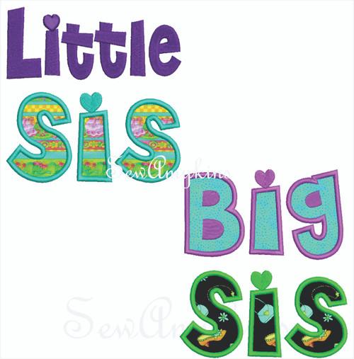 Big Sister & Little Sister