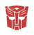Autobot Applique Transformers 3 files