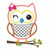 Owl applique Girl on Branch v2