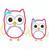 Girl Owl applique