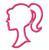 Barbie face applique 3 files