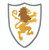 Knight Lion Shield applique