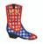 Boy Cowboy Boots applique