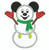 Mickey Mouse Snowman