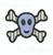 Boy Skull applique