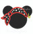 mickey mouse pirate head applique machine embroidery