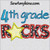 4th grade rocks star school applique embroidery sewamykins