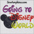 going to Disney world Mickey mouse applique embroidery