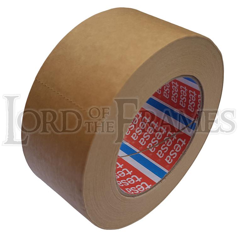 Tesa Self Adhesive Brown Flex Tape 50mm x 50m