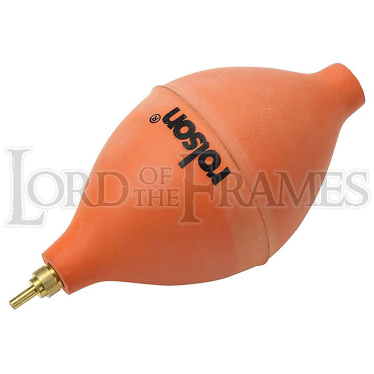Rubber Dust Blower - Blows and Sucks