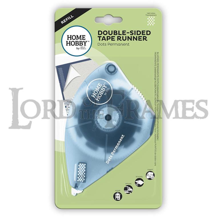 3L E Z Runner Grand Refill Cassette Permanent Dots 42m White