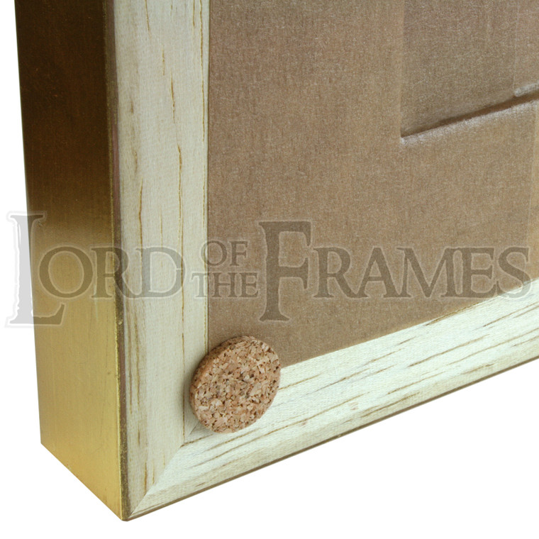 Self Adhesive Cork Bumpers 12mm 960 pieces