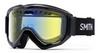 Smith Knowledge OTG Black Snow Goggle w/ Yellow Sensor Mirror