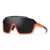 Black Matte Cinder w/ Chromapop Black - Smith Shift MAG Sunglasses