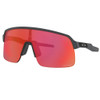 Matte Carbon w/ Prizm Trail Torch - Oakley Sutro Lite Sunglasses