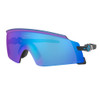 Polished Black w/ Prizm Sapphire - Oakley Kato X Sunglasses