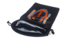 Dual Sleeved Micro Fiber Bag for Goggles