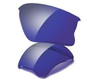Deep Blue Iridium Polarized