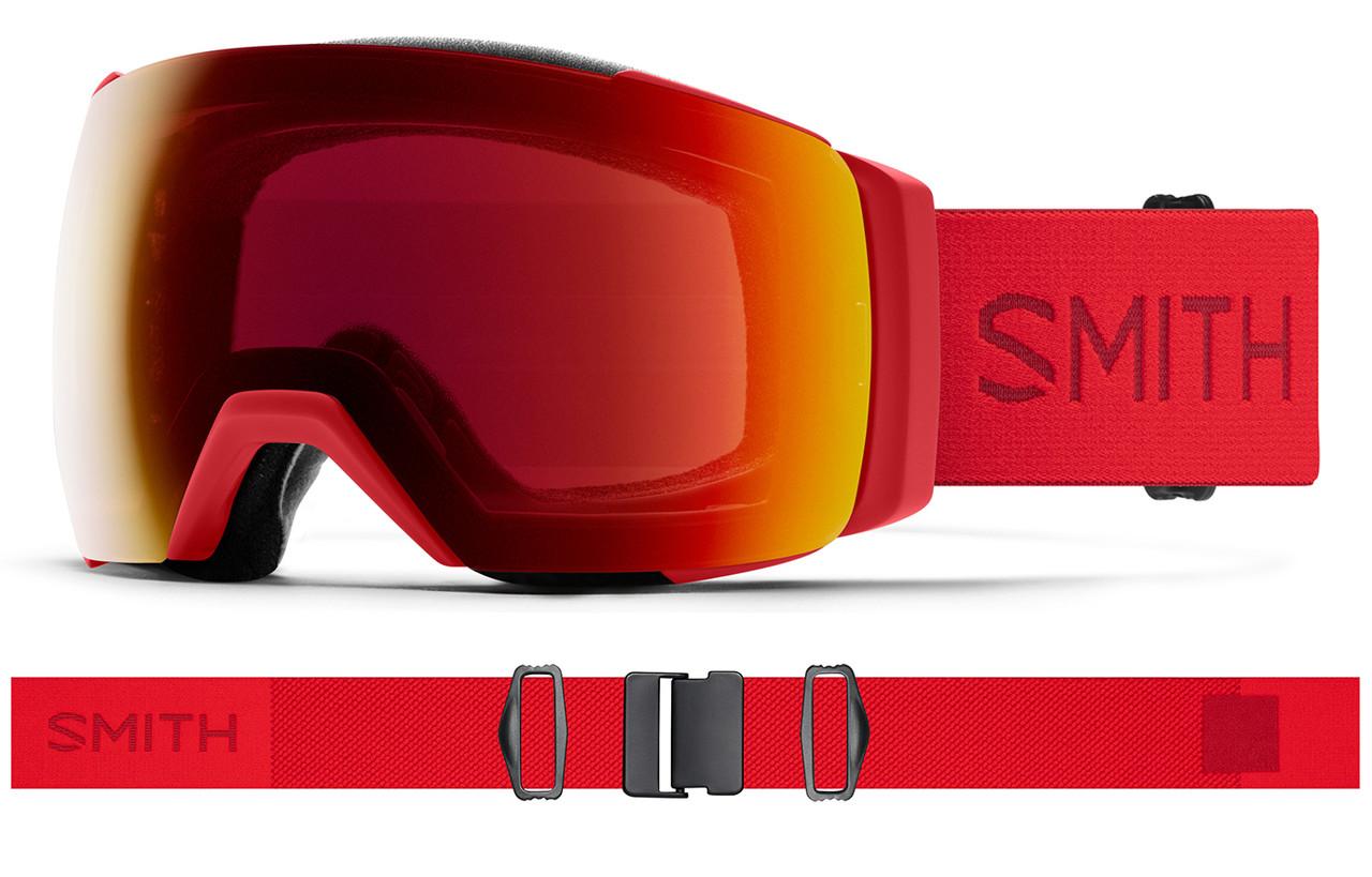 IO MAG XL Lava - Chromapop Sun Red Mirror