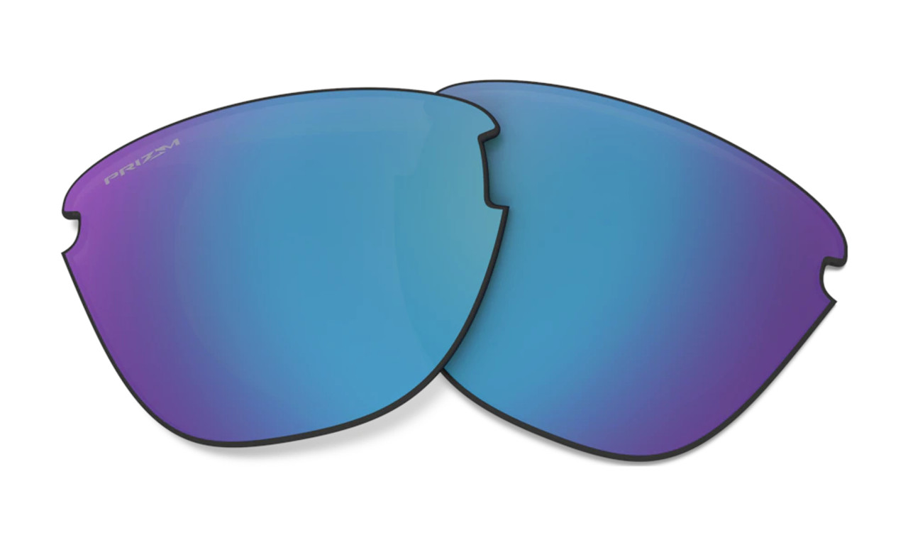 Prizm Sapphire - Oakley Frogskin Lite Replacement Lenses