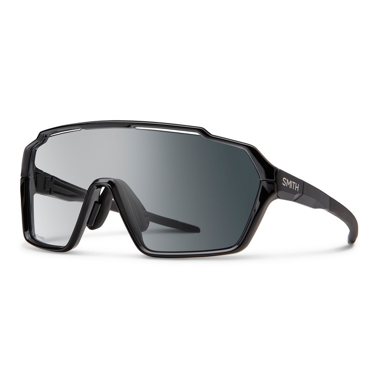 Black w/ Photochromic Clear to Gray - Smith Shift MAG Sunglasses