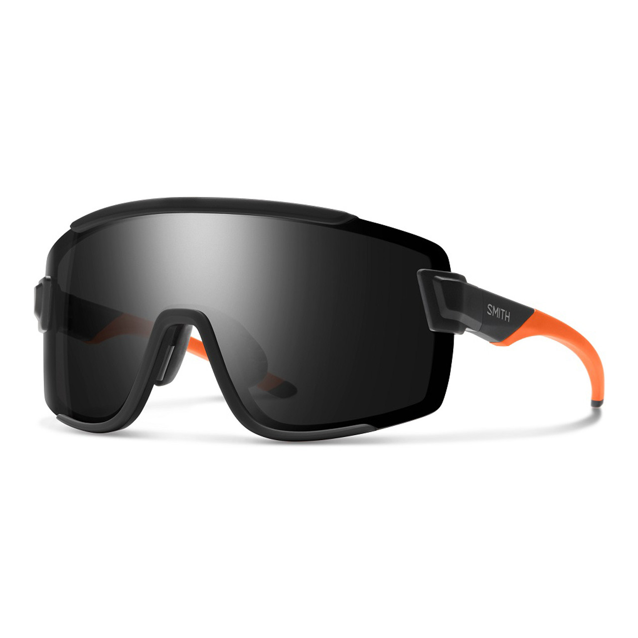 Black Cinder w/ Chromapop Black - Smith Wildcat Sunglasses