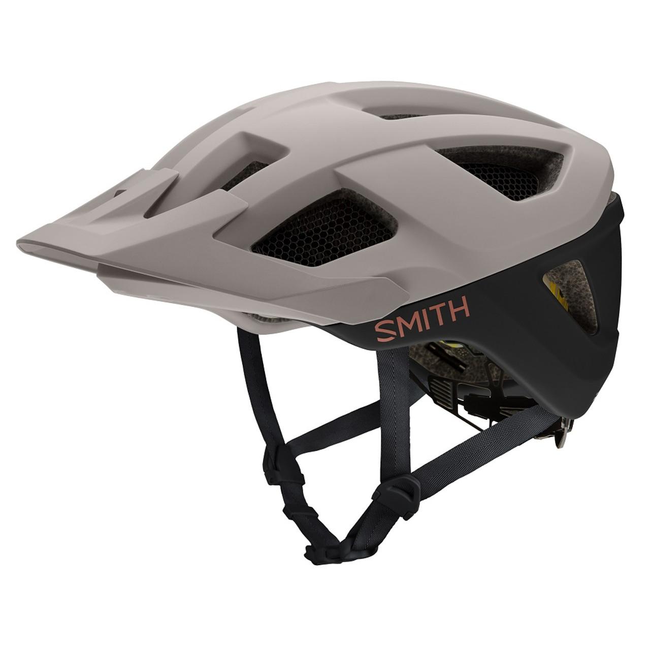 Matte Tusk/Black - Smith Session MIPS Helmet