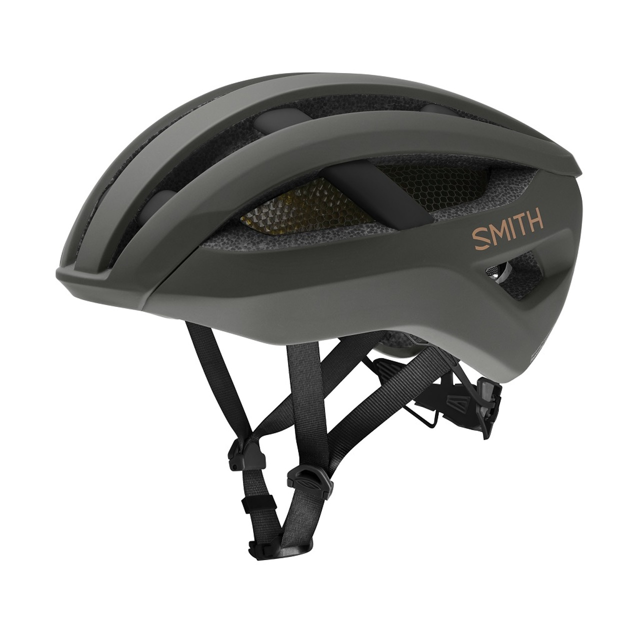 Matte Gravy - Smith Network MIPS Helmet
