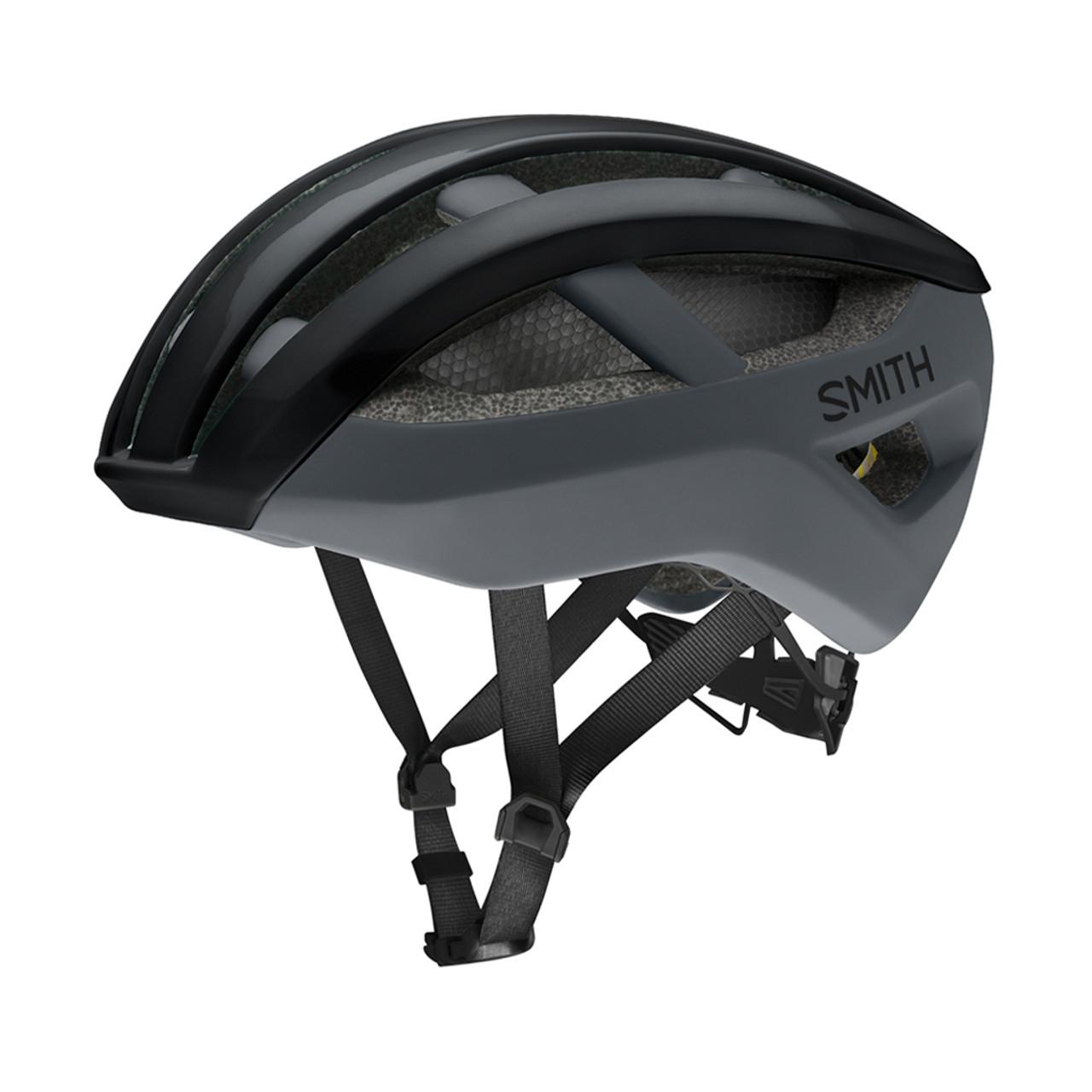 Black Matte Cement - Smith Network MIPS Helmet