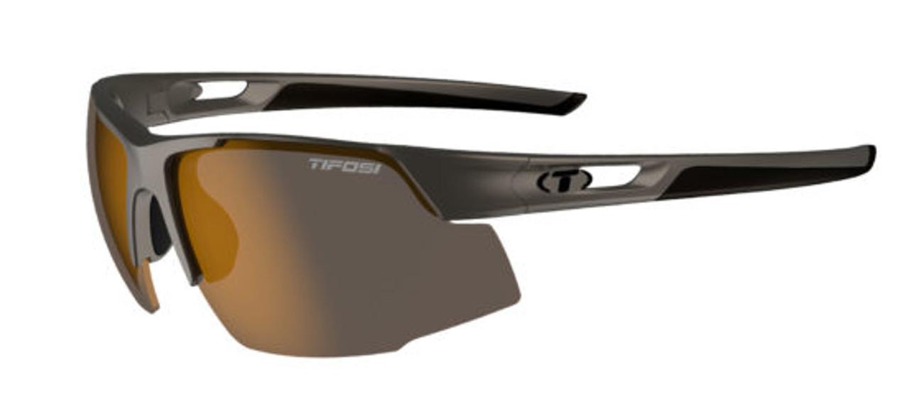 Iron w/ Brown - Tifosi Centus Sunglasses