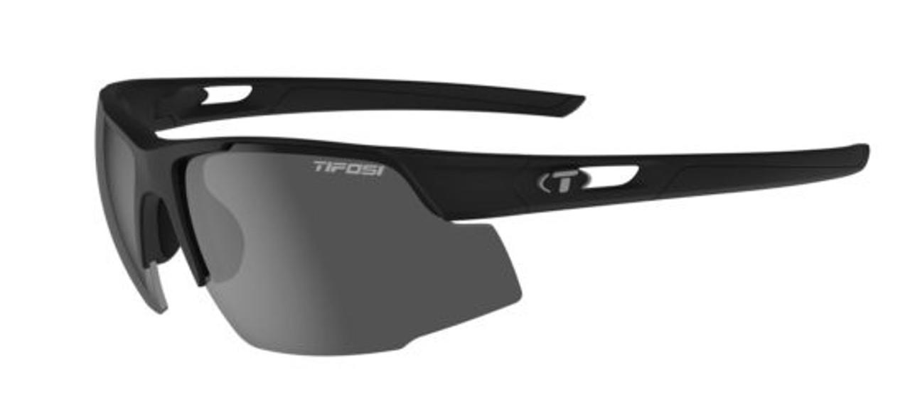 Matte Black w/ Smoke - Tifosi Centus Sunglasses