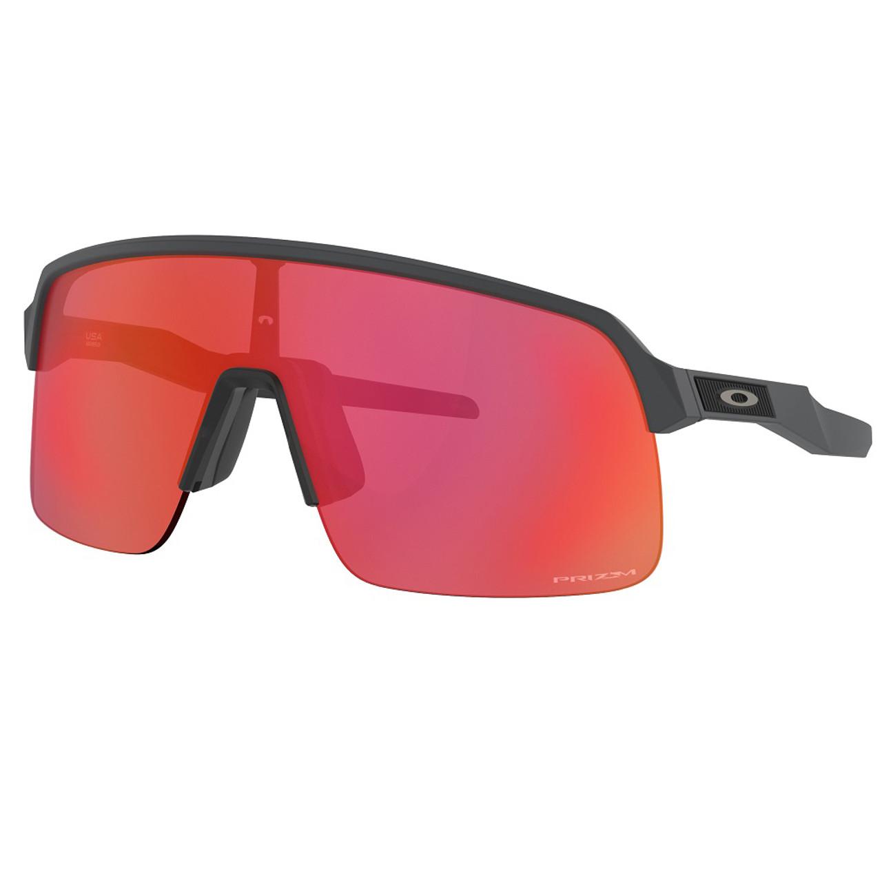 Matte Carbon w/ Prizm Trail Torch - Oakley Sutro Lite Sunglasses