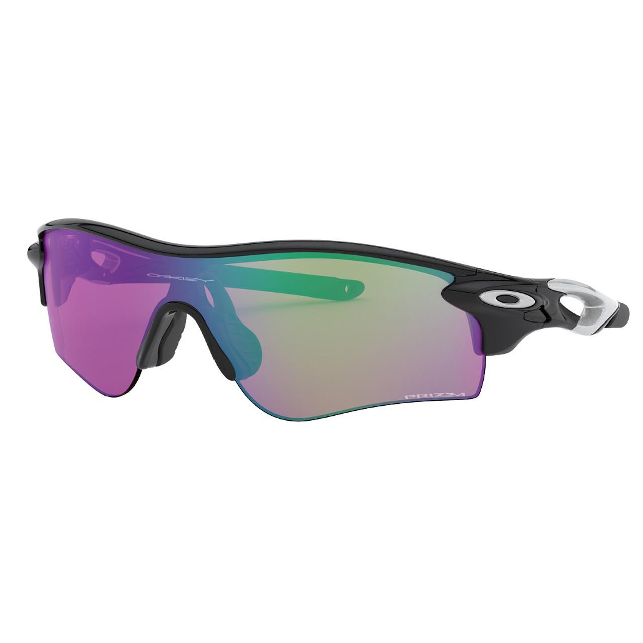 Polished Black w/ Prizm Golf - Oakley Radarlock Path Sunglasses