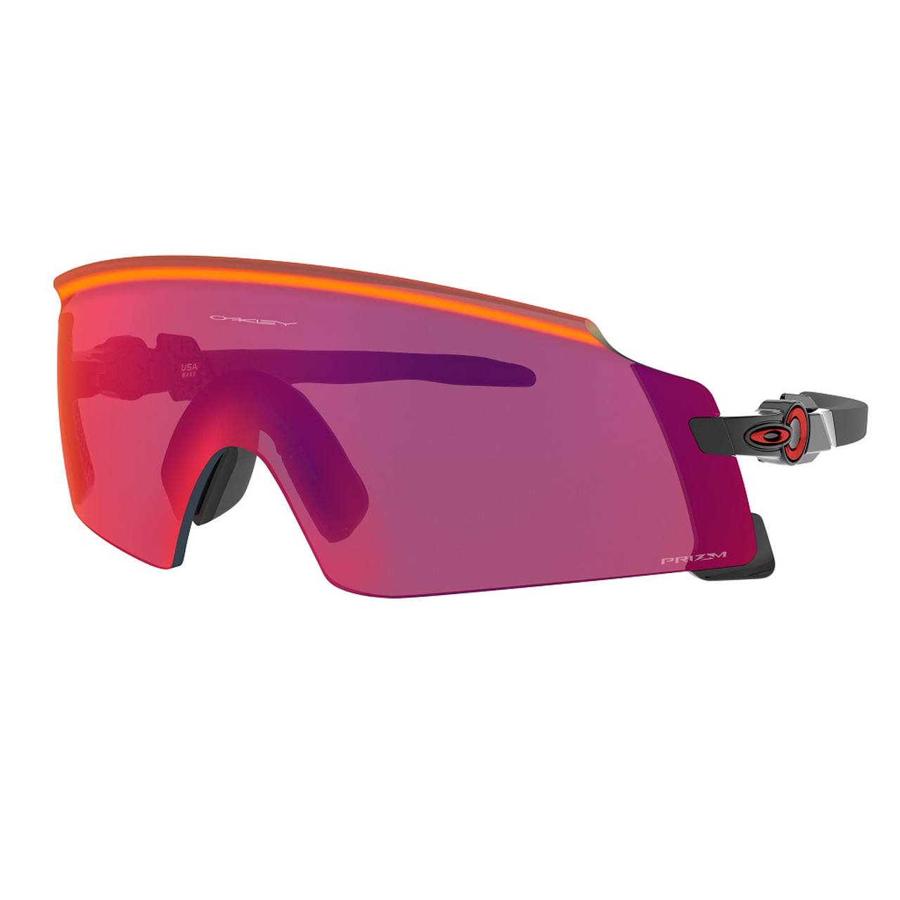 Polished Black w/ Prizm Road - Oakley Kato X Sunglasses
