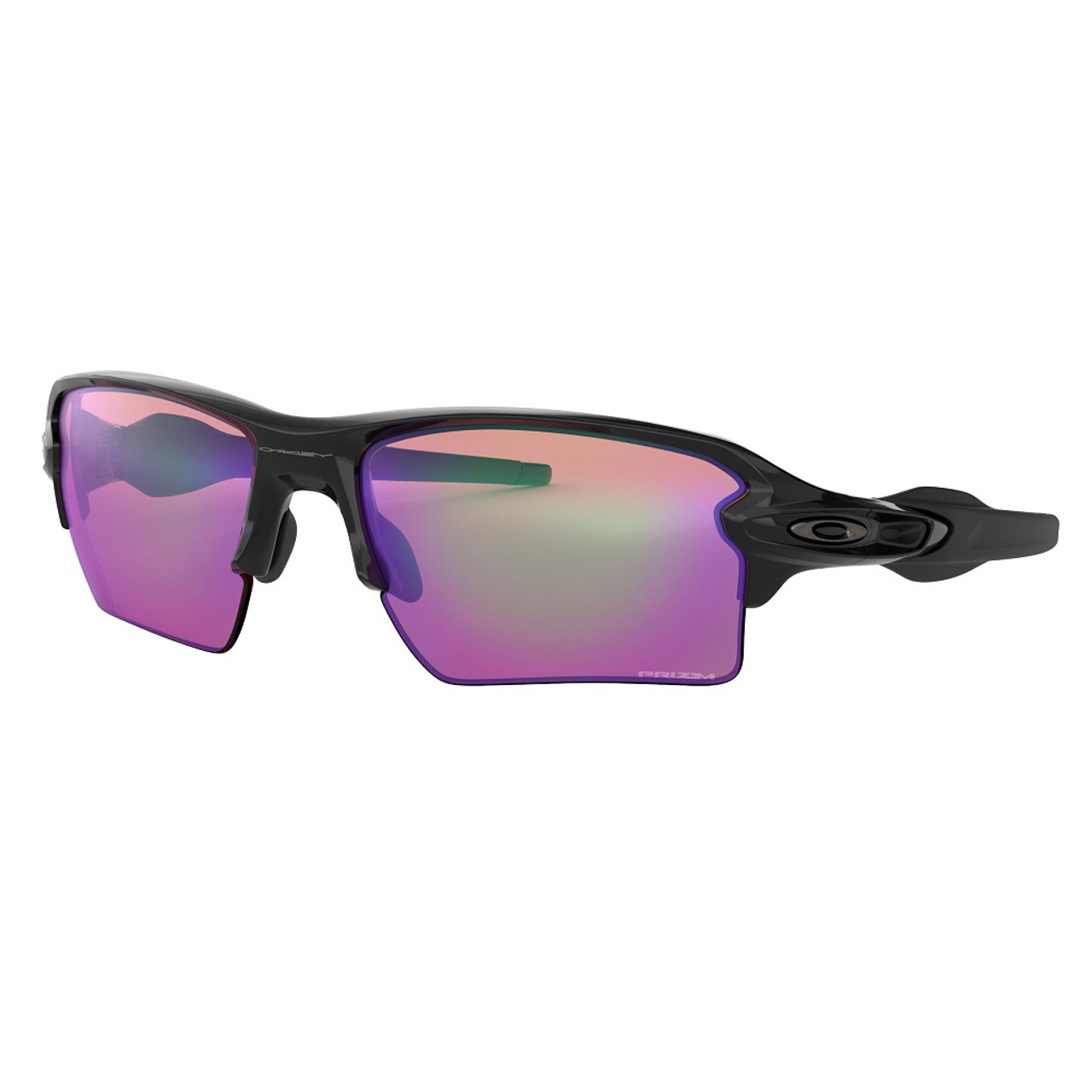 Polished Black w/ Prizm Golf - Oakley Flak 2.0 Sunglasses