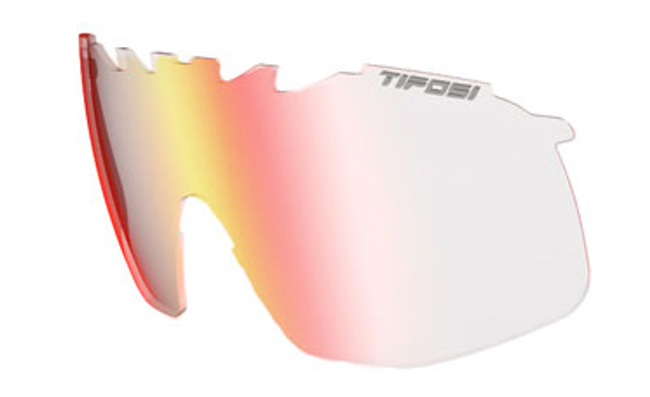 Clarion Red Fototec - Tifosi Sledge Lite Lens