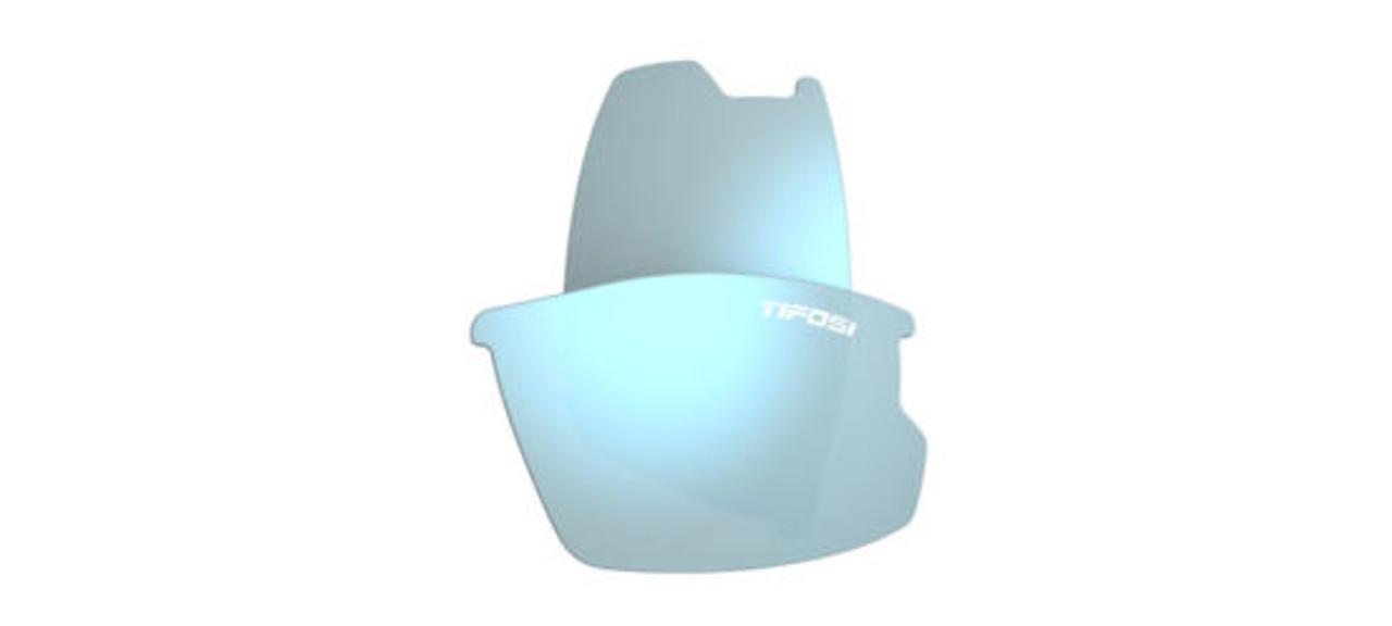 Smoke Bright Blue - Tifosi Shutout Lens