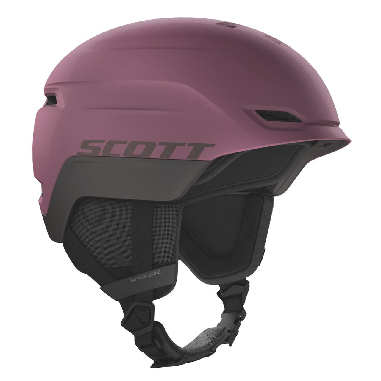 Cassis Pink/Red Fudge - Scott Chase 2 PLUS Helmet