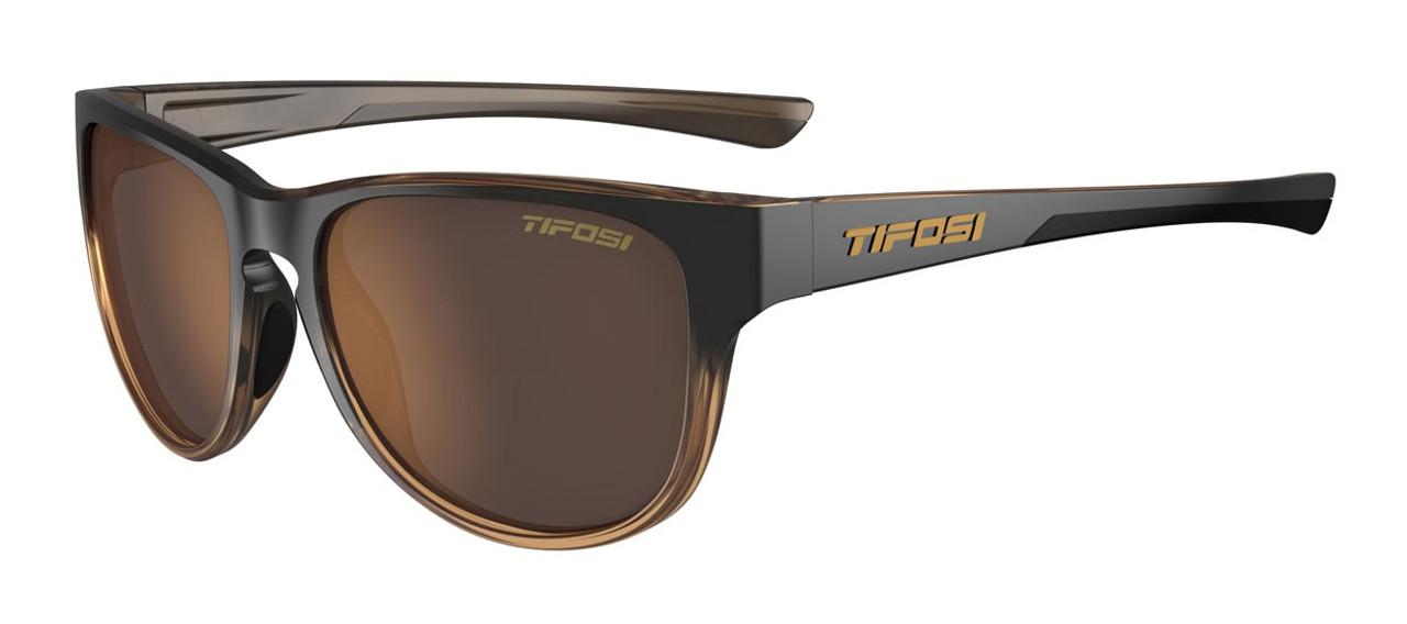 Mocha Fade w/ Brown - Tifosi Smoove Sunglasses