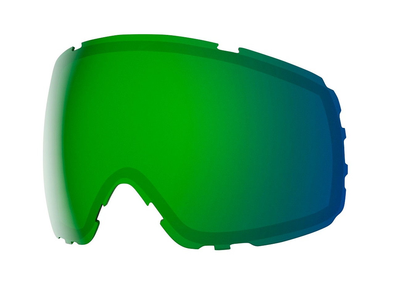 Chromapop Sun Green Mirror - Smith Proxy Replacement Lenses