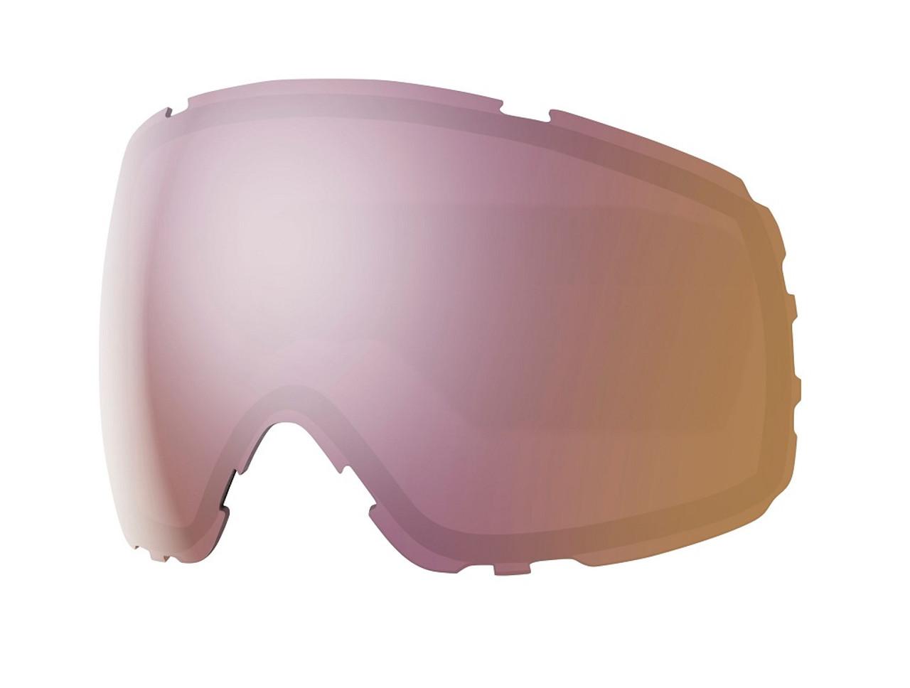 Chromapop Everyday Rose Gold Mirror - Smith Proxy Replacement Lenses