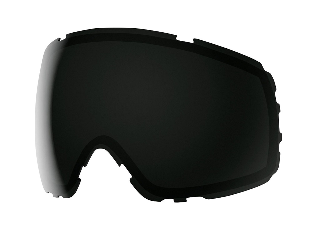 Chromapop Sun Black - Smith Proxy Replacement Lenses