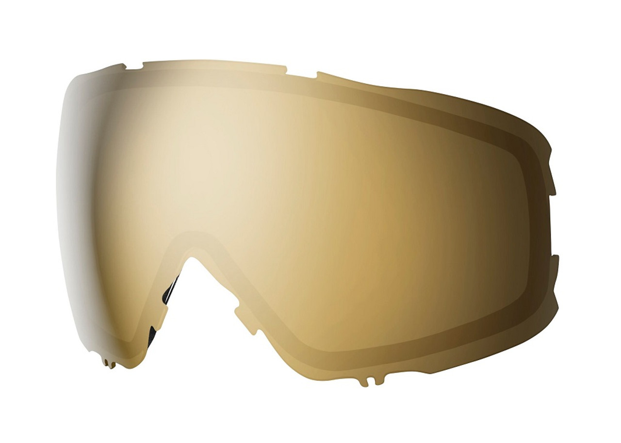 Chromapop Sun Black Gold Mirror - Smith Moment Replacement Lenses