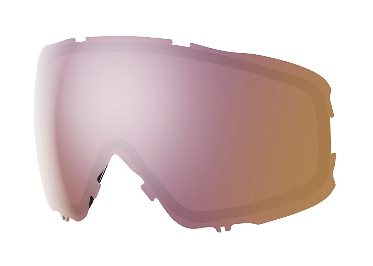 Chromapop Everyday Rose Gold Mirror - Smith Moment Replacement Lenses